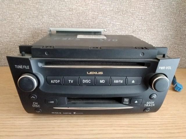 магнитофон для LEXUS GS430